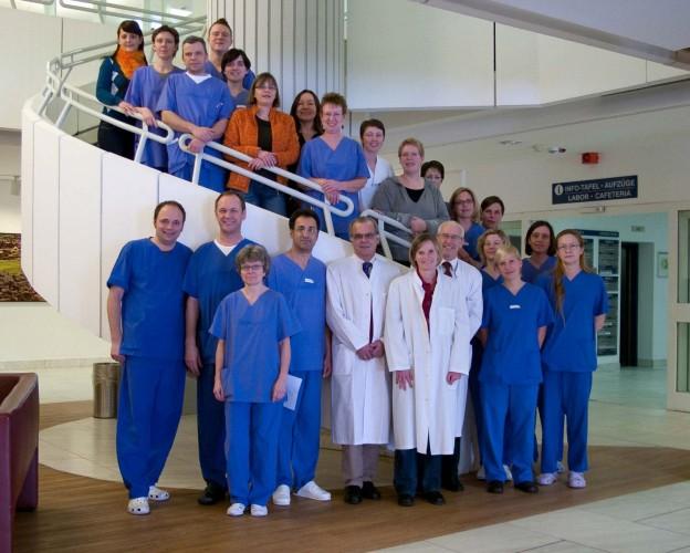 Фото - Центр трансплантации костного мозга в г. Висбаден