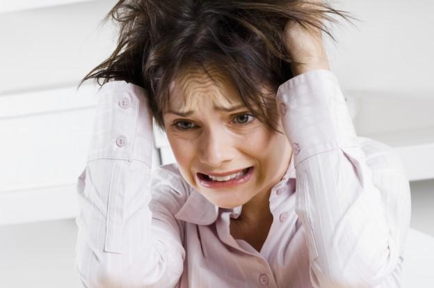 Фото - Кожные заболевания под влиянием стресса